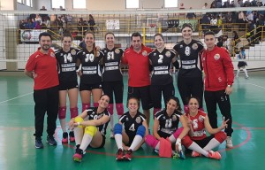 Serie C - Importante vittoria per il Team Volley Messina  contro il Pedara.